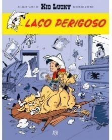 Kid Lucky: Laço Perigoso...