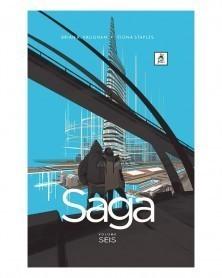 SAGA vol. 6 (Ed.Portuguesa,...