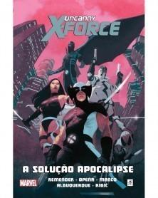 Uncanny X-Force Vol. 1: A...