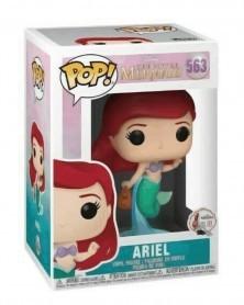 Funko POP Disney - The Little Mermaid - Ariel (with Bag), caixa