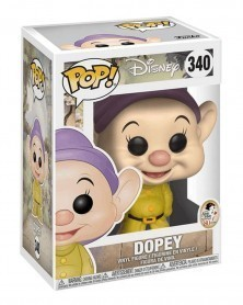 Funko POP Disney - Snow White - Dopey, caixa