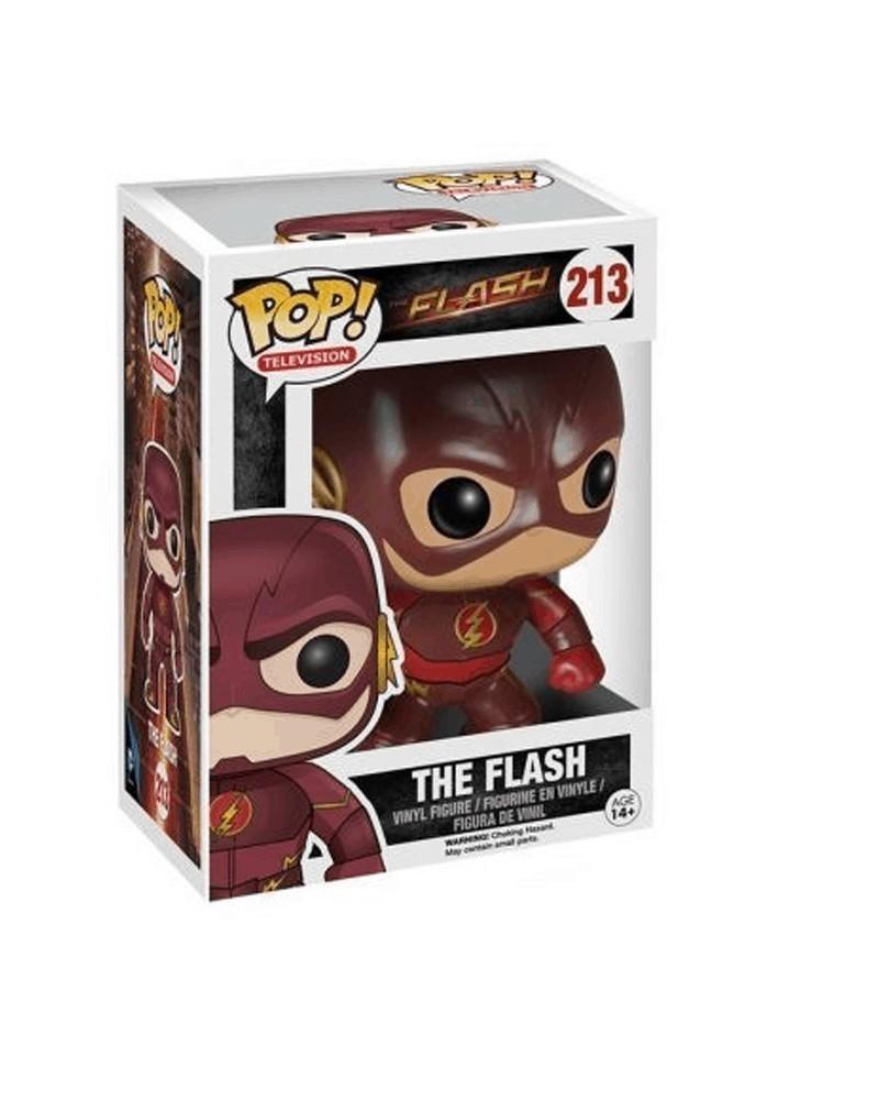 Funko POP Television - The Flash, caixa