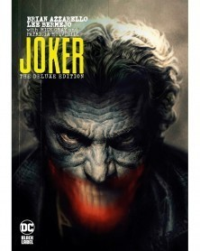 Joker: The Deluxe Edition HC