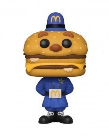 Funko POP Ad Icons - McDonald's - Officer Mac