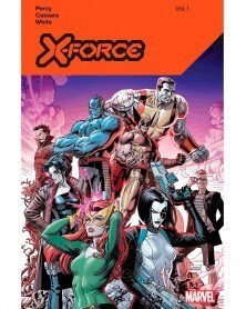 X-Force by Benjamin Percy...