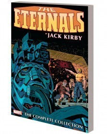 Eternals by Jack Kirby: The...
