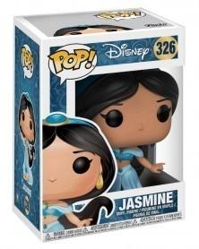 Funko POP Disney - Jasmine Dancing (326), caixa