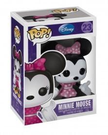 Funko POP Disney - Minnie Mouse (23), caixa