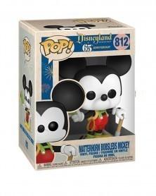 Funko POP Disneyland 65th Anniversary - Matterhorn Bobsleds Mickey, caixa