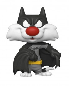 Funko POP Animation - DC Looney Toons - Sylvester as Batman