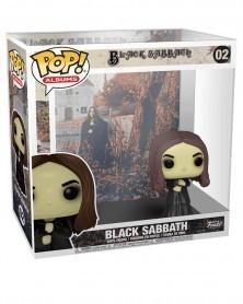 PREORDER! Funko POP Albums - Black Sabbath, caixa