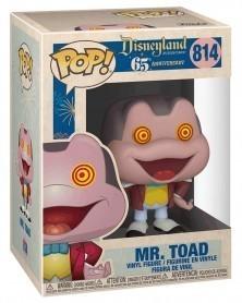 Funko POP Disneyland 65th Anniversary - Mr.Toad (w/Spinning Eyes), caixa