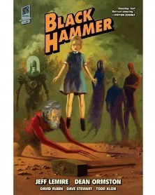 Black Hammer Library Edition vol.1 HC