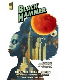 Black Hammer Library Edition vol.2 HC