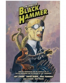 The World of Black Hammer Library Edition vol.1 HC