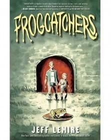 Frogcatchers, de Jeff Lemire (capa mole)