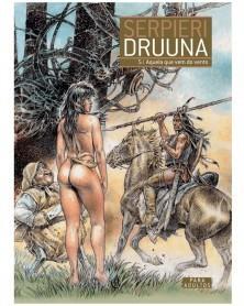 Druuna vol.5: Aquela que vem do vento (Capa Dura)