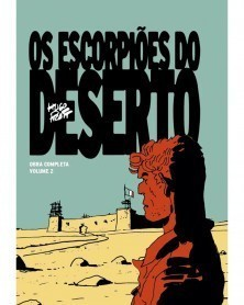 Os Escorpiões do Deserto -...
