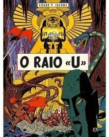 O Raio U, de Edgar Pierre Jacobs