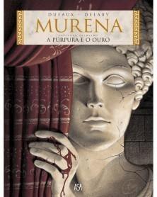 Murena Vol.1: A Púrpura e O Ouro