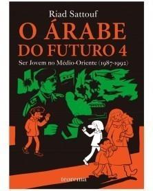 O Árabe de Futuro 4, de Riad Sattouf