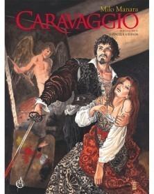CARAVAGGIO Vol.1 - O Pincel e A Espada (Milo Manara)