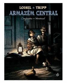 Armazém Central:...
