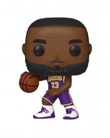 Funko POP Basketball - LA Lakers - LeBron James (Purple 66)