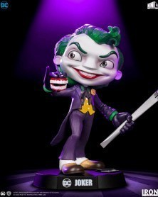 DC Comics Mini Co. Deluxe PVC - The Joker, caixa