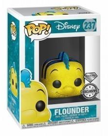 Funko POP Disney - Flounder (Diamond Glitter Collection), caixa