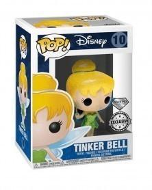 Funko POP Disney - Tinker Bell (Diamond Glitter Collection), caixa