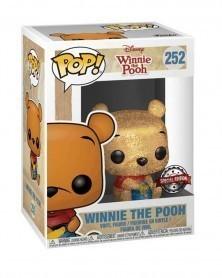 Funko POP Disney - Winnie The Pooh (Diamond Glitter Collection), caixa