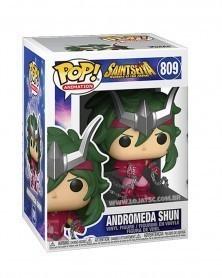 Funko POP Anime - Saint Seiya - Andromeda Shun, caixa