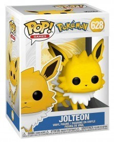 Funko POP Games - Pokémon - Jolteon, caixa