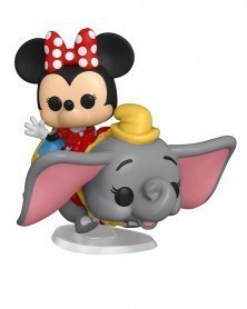 POP Disneyland 65th Anniversary - Dumbo The Flying Elephant & Minnie