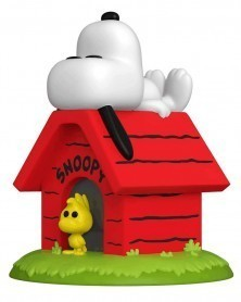 Funko POP Animation - Peanuts - Snoopy & Woodstock in Doghouse