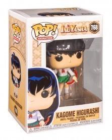 Funko POP Anime - Inuyasha - Kagome Higurashi, caixa