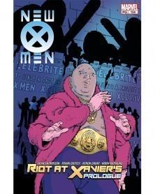 New X-Men Vol.3: Ómega, de Grant Morrison (Ed.Portuguesa, capa dura)