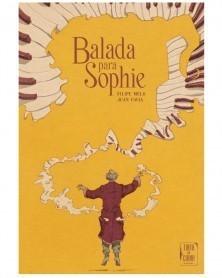 Balada para Sophie, de Filipe Melo e Juan Cavia, capa