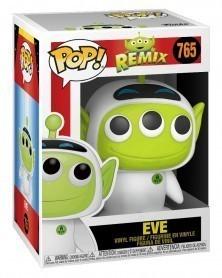 Funko POP Disney/Pixar - Alien Remix - Eve, caixa