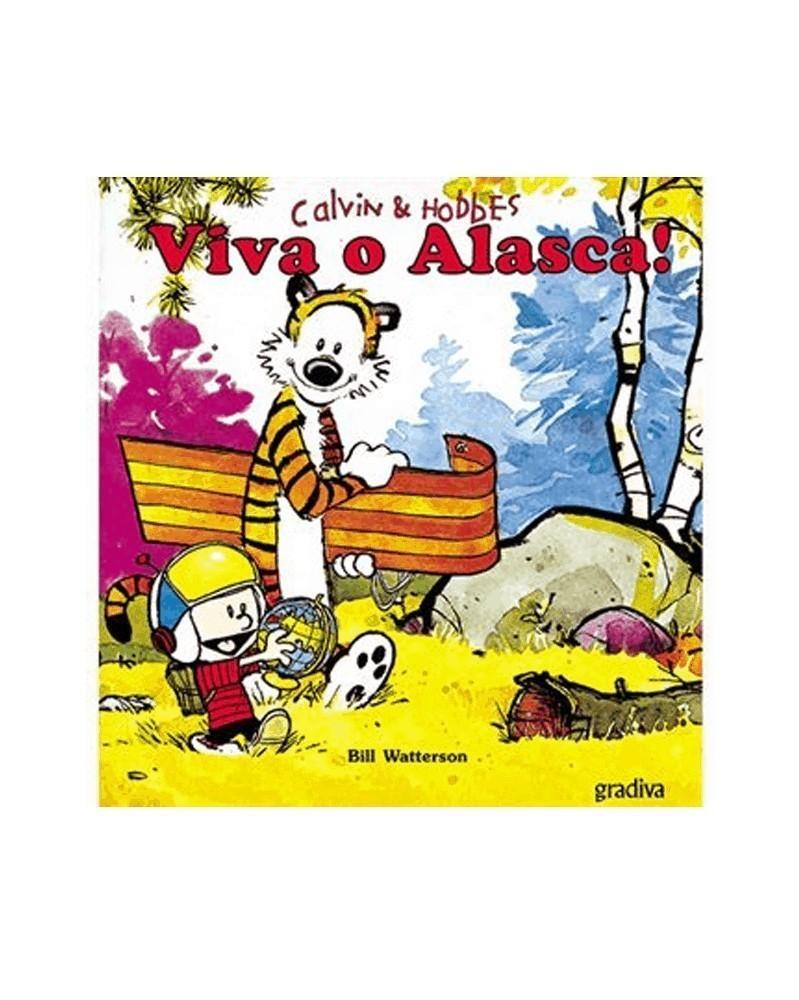 Calvin & Hobbes - Viva O Alasca!