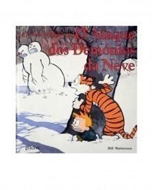 Calvin & Hobbes - O Ataque dos Demónios da Neve (Bill Waterson)