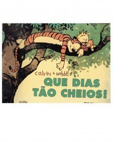 Calvin & Hobbes - Que Dias Tão Cheios (Bill Waterson)