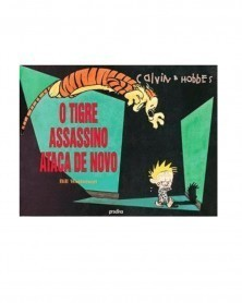 Calvin & Hobbes - O Tigre...