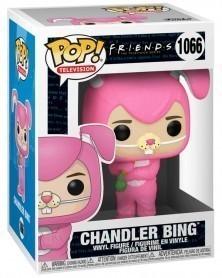 PREORDER! Funko POP TV - Friends - Chandler Bing (Bunny Suit), caixa