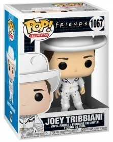 PREORDER! Funko POP TV - Friends - Joe Tribiani (Cowboy), caixa