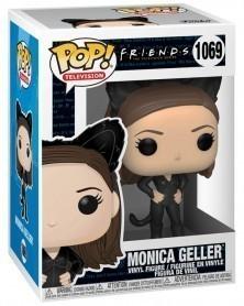 PREORDER! Funko POP TV - Friends - Monica Geller (Catwoman), caixa