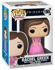 PREORDER! Funko POP TV - Friends - Rachel Green (Pink Dress), caixa