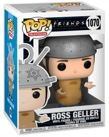 PREORDER! Funko POP TV - Friends - Ross Geller (Sputnik), caixa