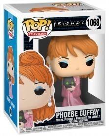 PREORDER! Funko POP TV - Friends - Phoebe Buffay (Music Video), caixa
